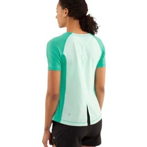 Lululemon Run: Silver Lining Short Sleeve
